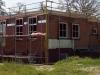Woning in aanbouw 2